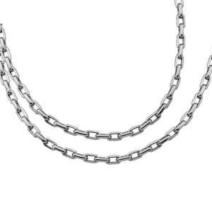 lock cable Platinum necklace Pt950 ByEnzo jewelry platinum mens chains